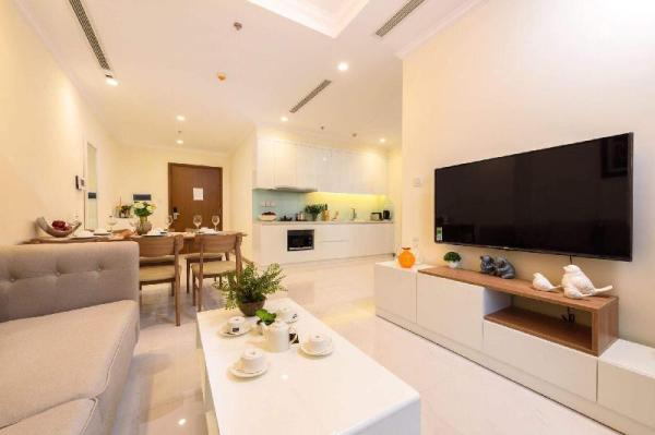 Vinhomes Central Park 2 Bedroom For Rent Day Ho Chi Minh City
