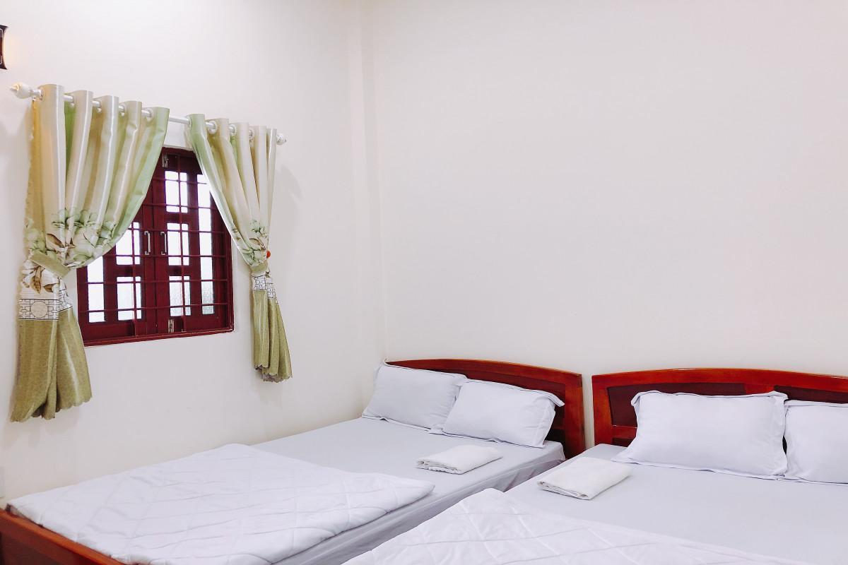 Muoi Thanh Hostel   Quad Room
