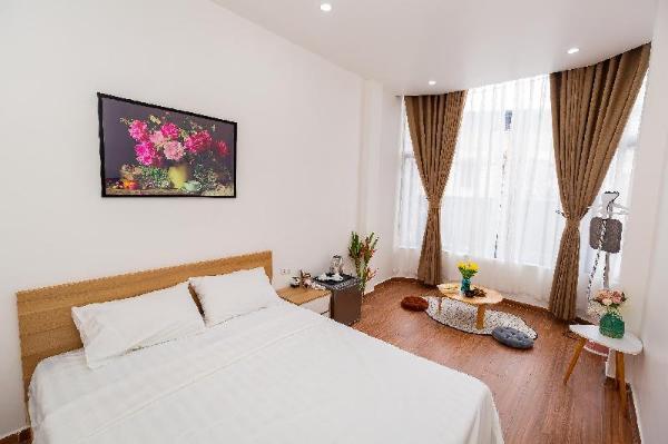 Cat Linh Hotel - Deluxe double room Hanoi