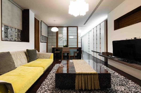 MRT Park Apartment-A 2-6P  (monthly) Taipei