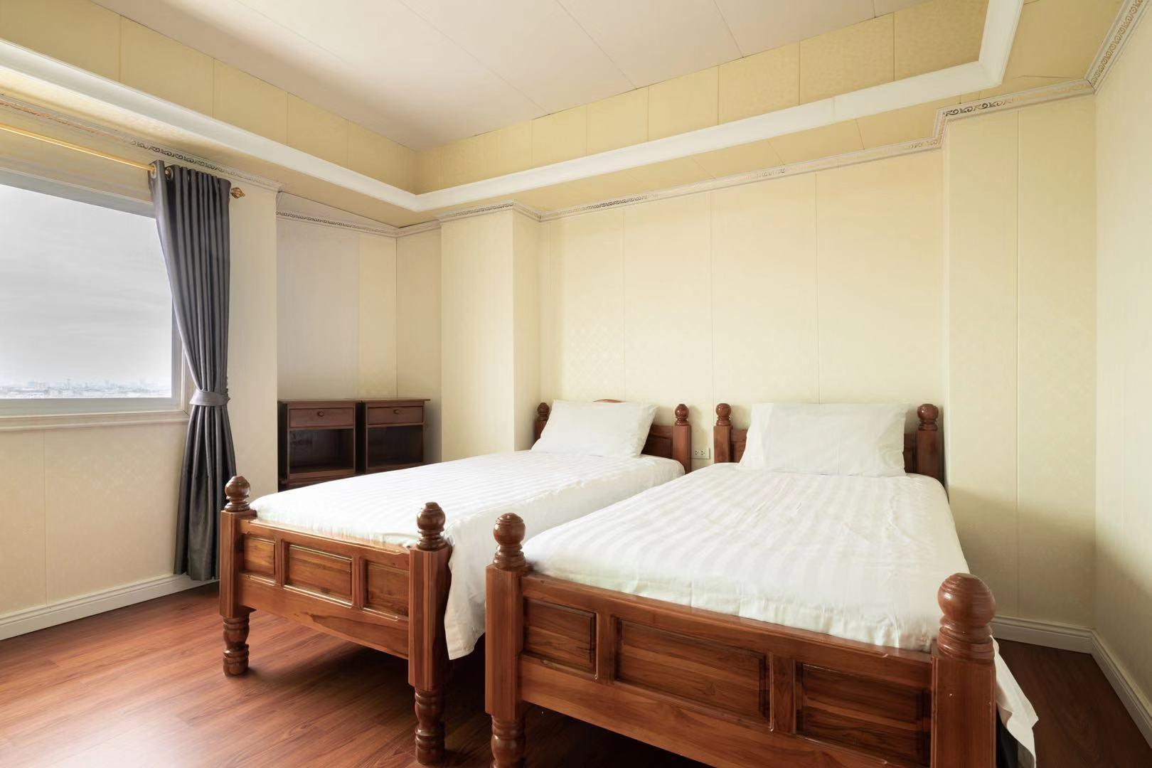 Sukhumivt101 IT Apartment Singel Bed