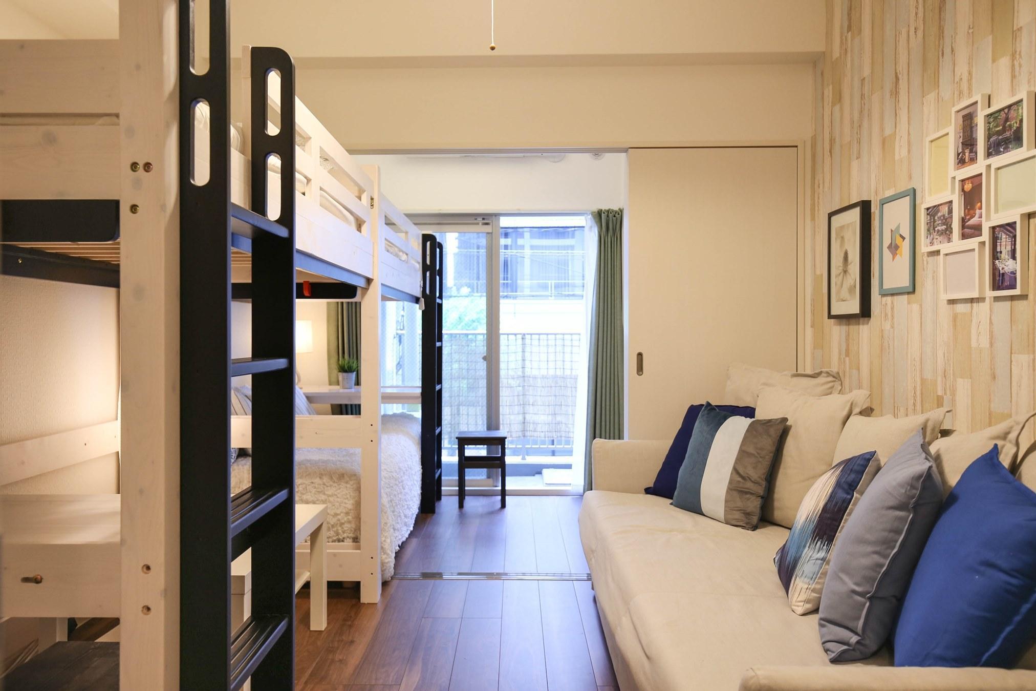 Chiyo Mansion 202