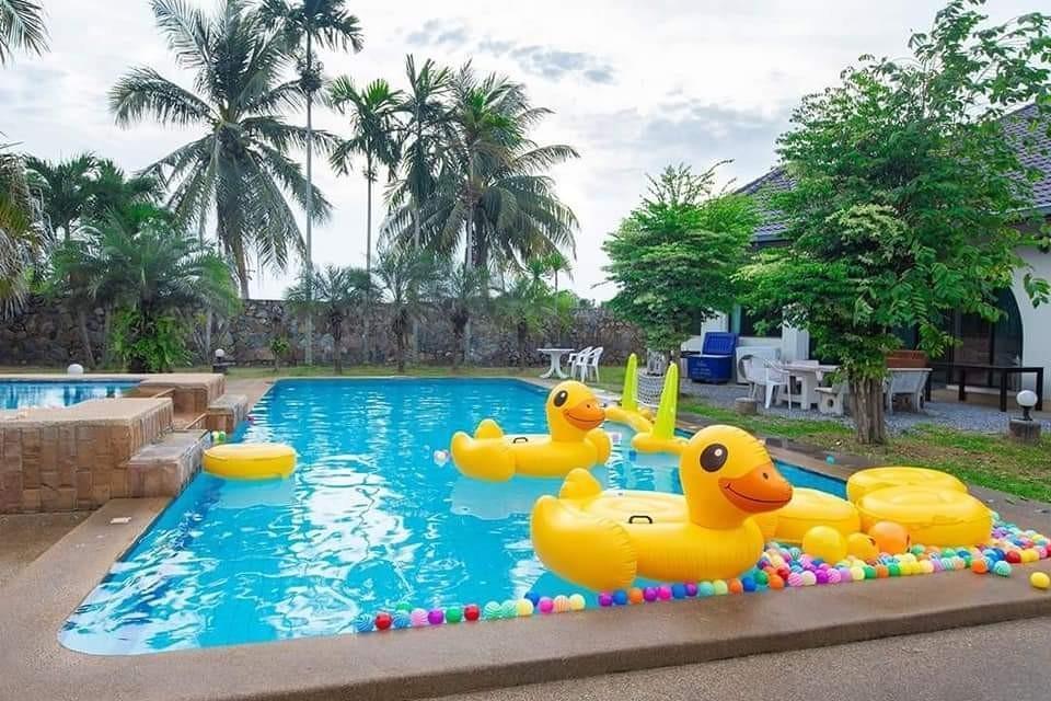 Baan Pool Villa03  Pattaya Huai Yai