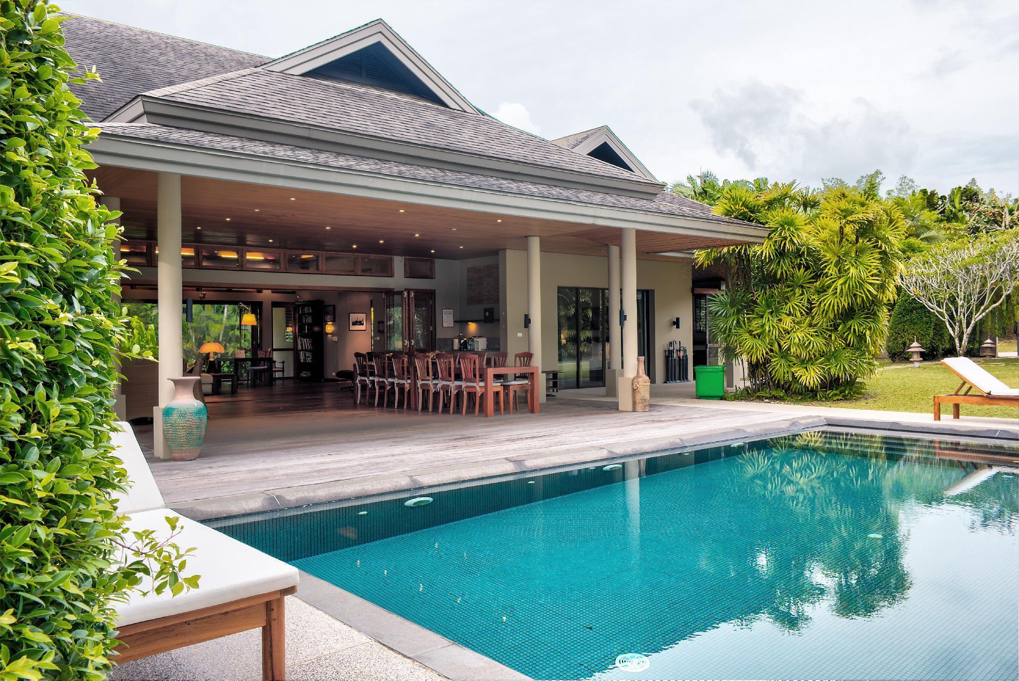 Luxury Retreat 5 Bedroom Pool Villa