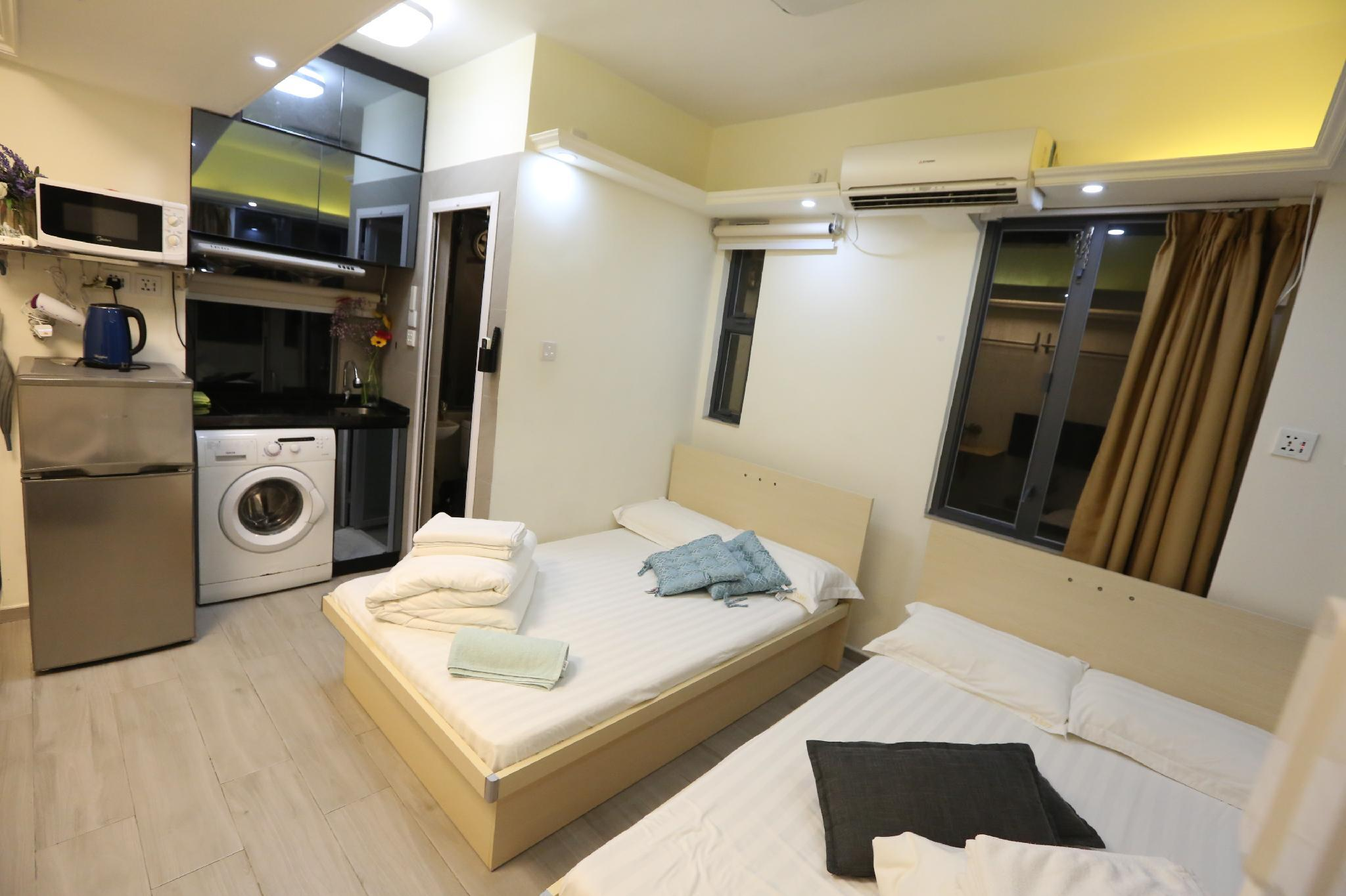 T 7 B   Warmly Apartment With Open Areas