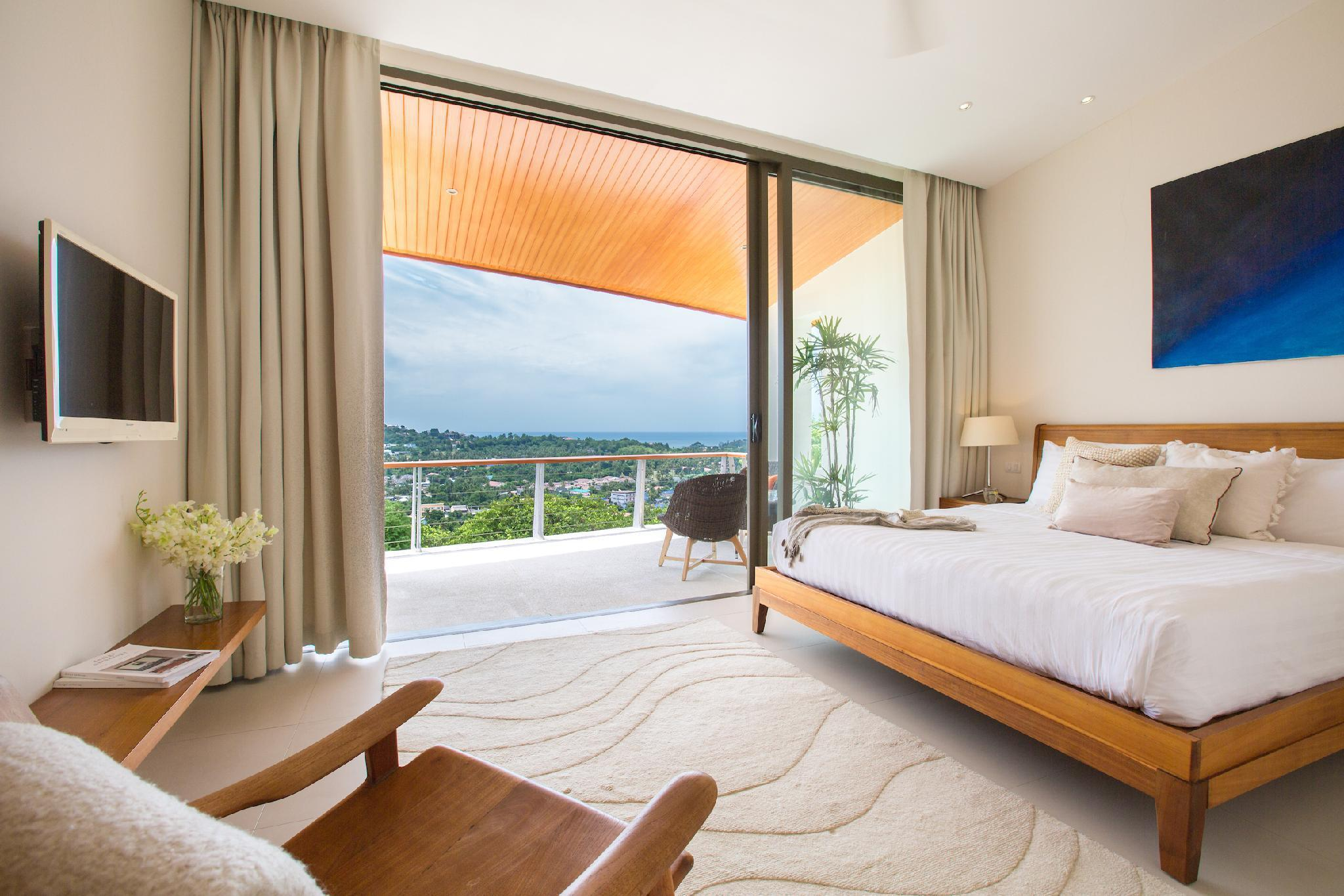 ZeRidge 5 Villa วิลลา 3 ห้องนอน 3 ห้องน้ำส่วนตัว ขนาด 295 ตร.ม. – เชิงมน