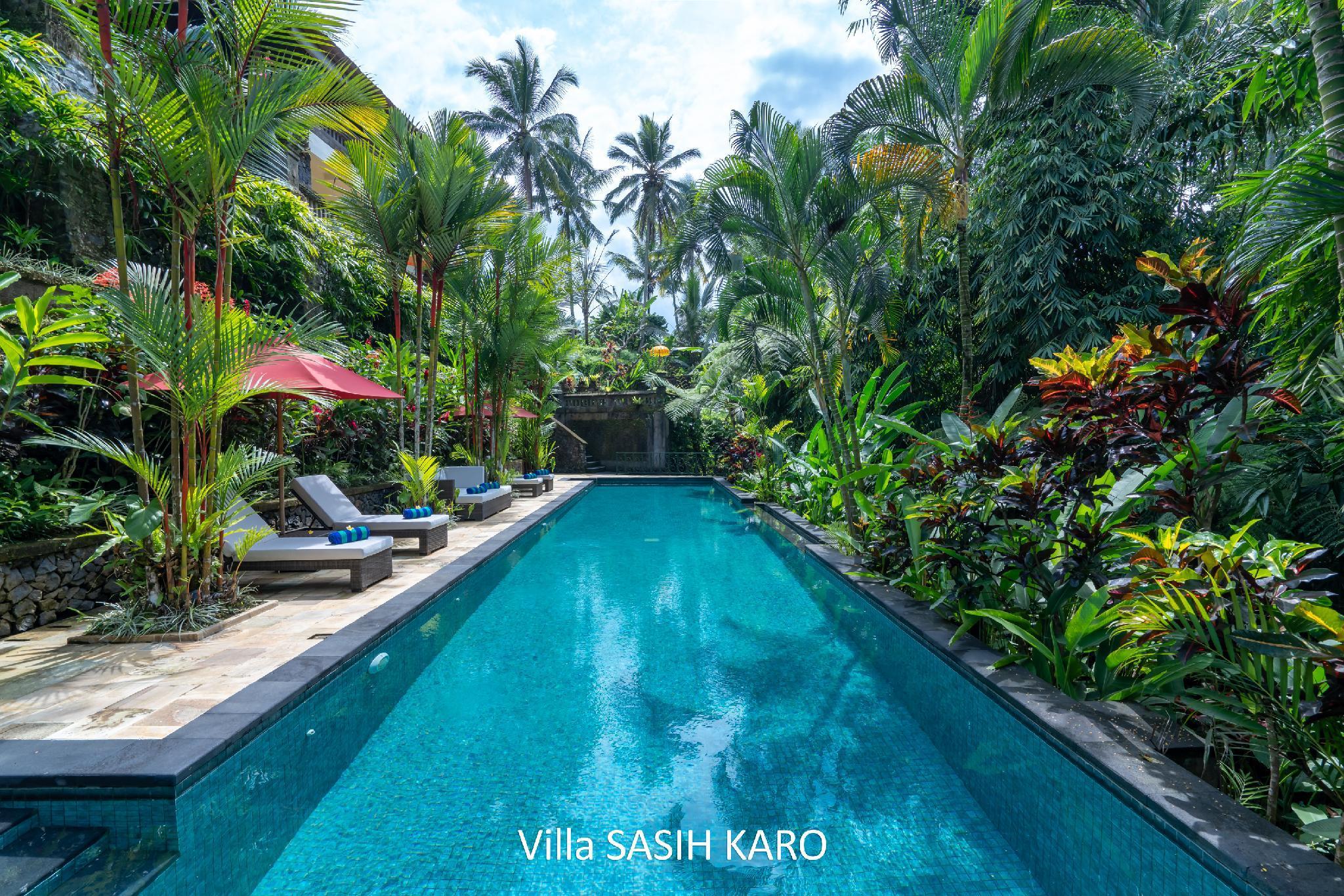 Rouge   Private Villa Sasih Karo