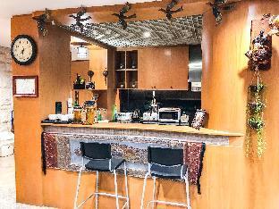 [スクンビット]アパートメント(126m2)| 2ベッドルーム/2バスルーム 120sqm2BR&3BED@BTS Phra Khanong  local food street