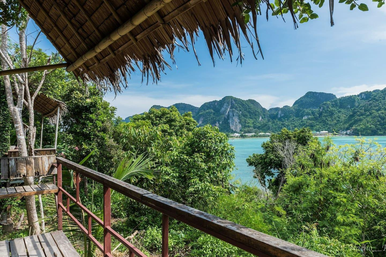 Modern Top Sea View bungalow 2 บังกะโล 1 ห้องนอน 1 ห้องน้ำส่วนตัว ขนาด 24 ตร.ม. – อ่าวโละดาลัม