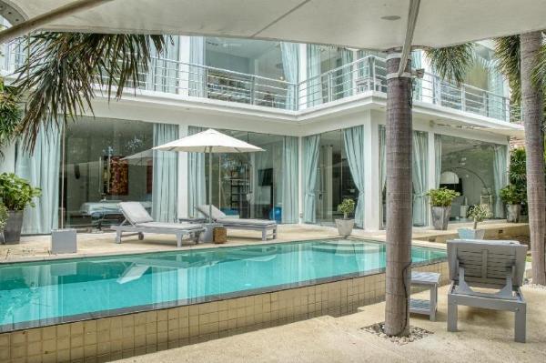 Chic private 4 BR Villa Leyla with swimming pool Koh Samui