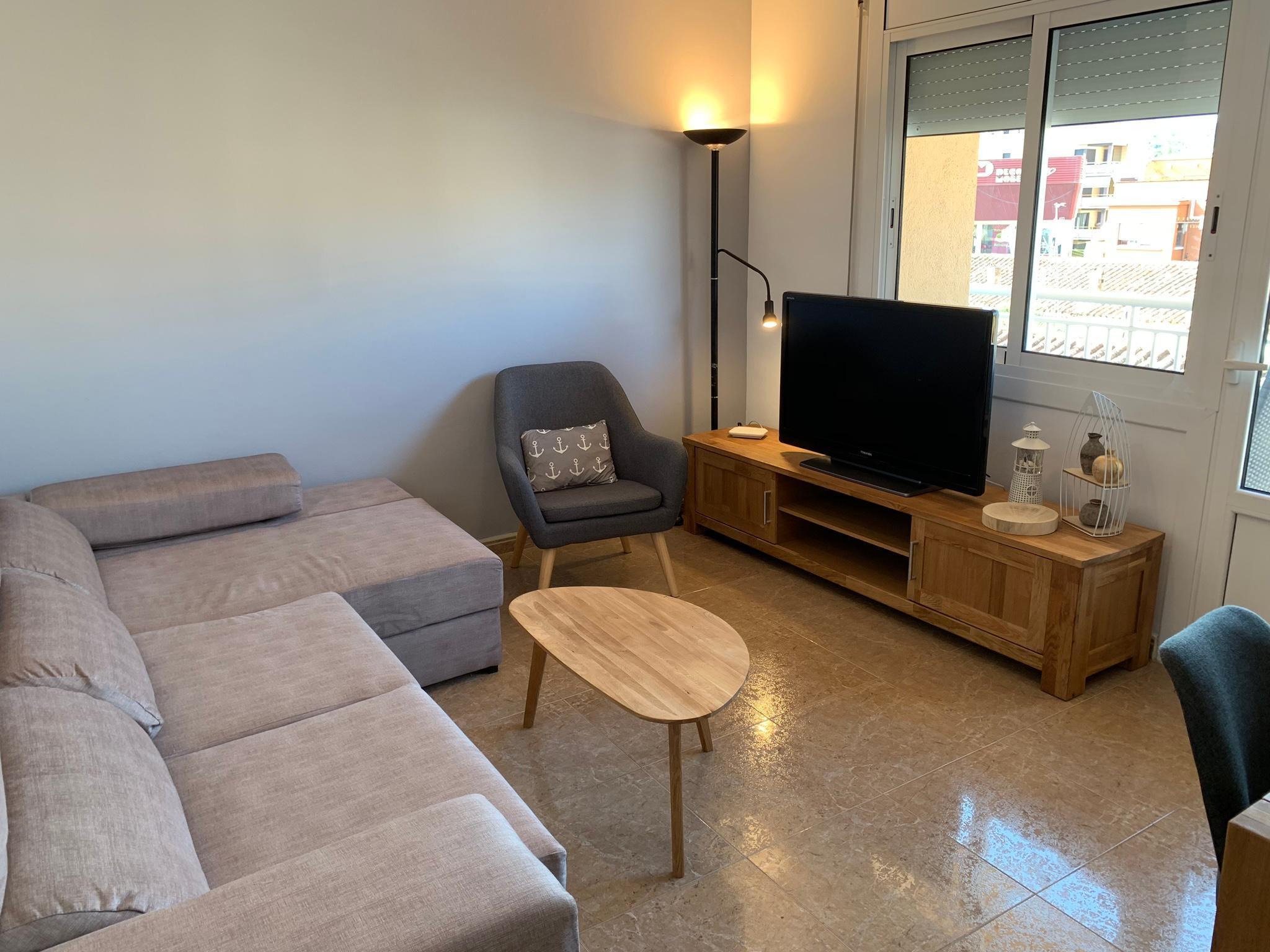 Apartamento A 100 Metros De La Playa