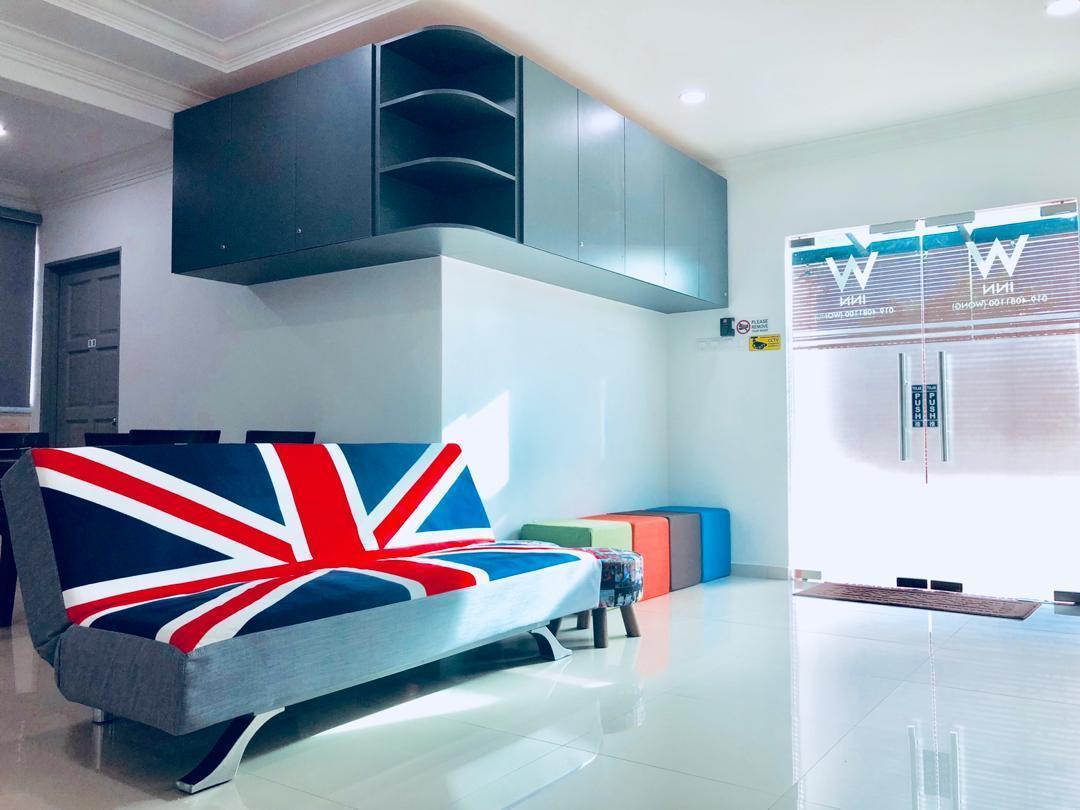 W Inn Kuantan Double Room Room EE Stay 2 Pax