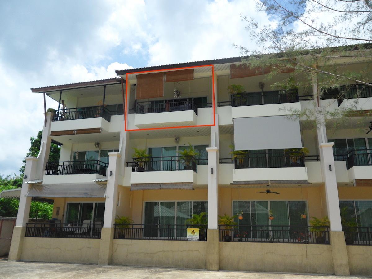 Southern Residence Apartment 302 อพาร์ตเมนต์ 1 ห้องนอน 1 ห้องน้ำส่วนตัว ขนาด 770 ตร.ม. – หาดคลองดาว/หาดพระแอ