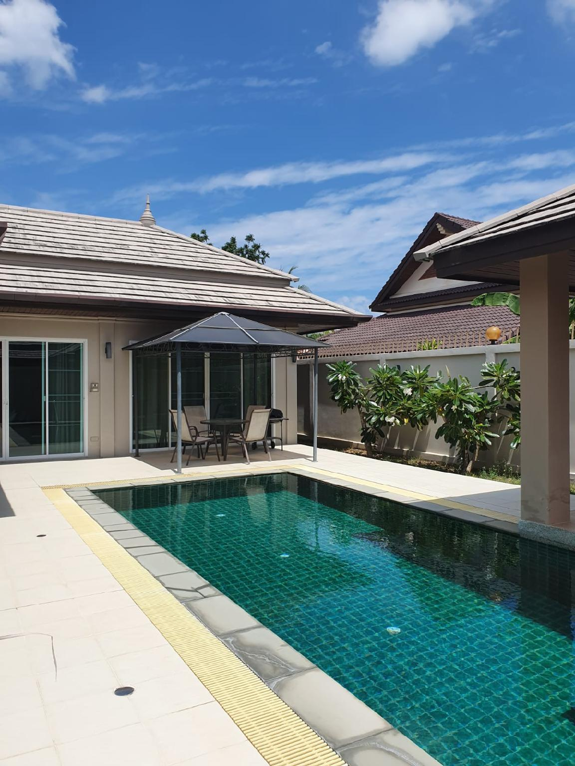 Villa Two Bedrooms With Pool