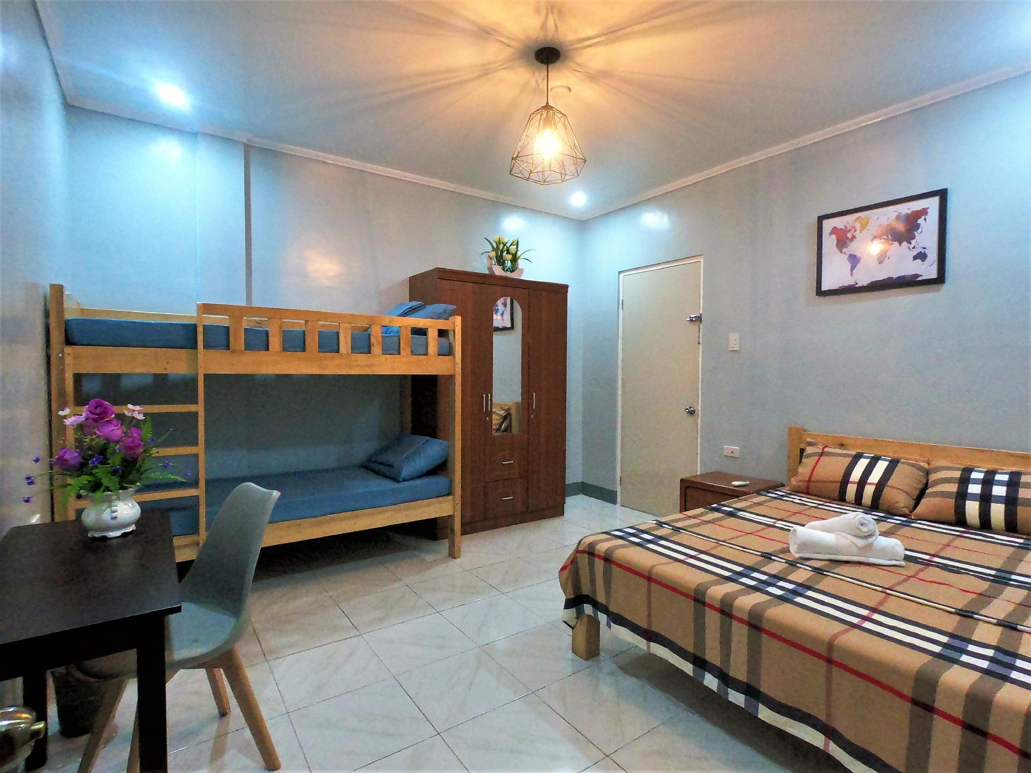4 Pax Family Room  Near Alona Beach