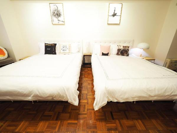 Share living room/ big room. Taipei