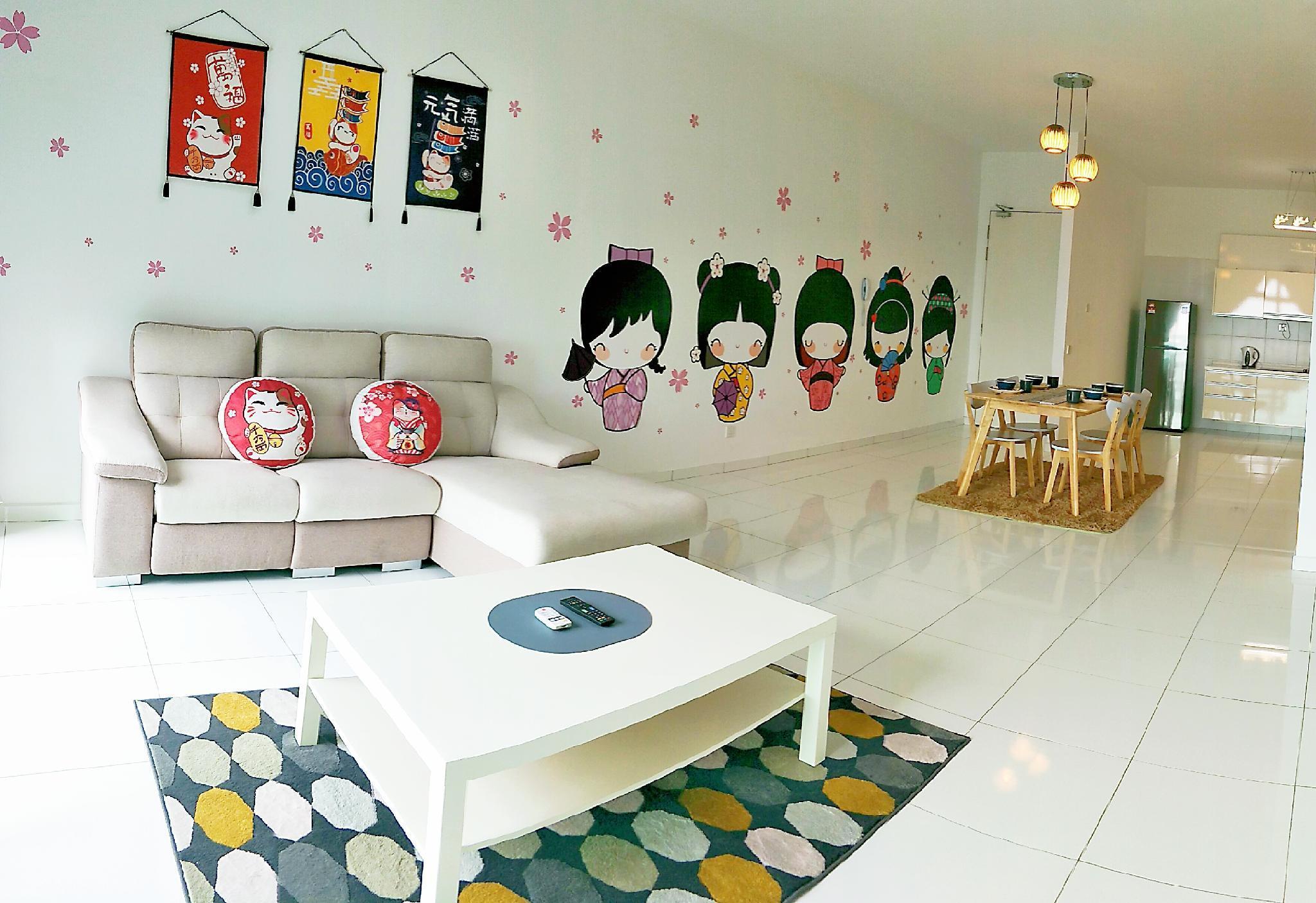 Luxury 5 Star Japanese Suite Near Legoland
