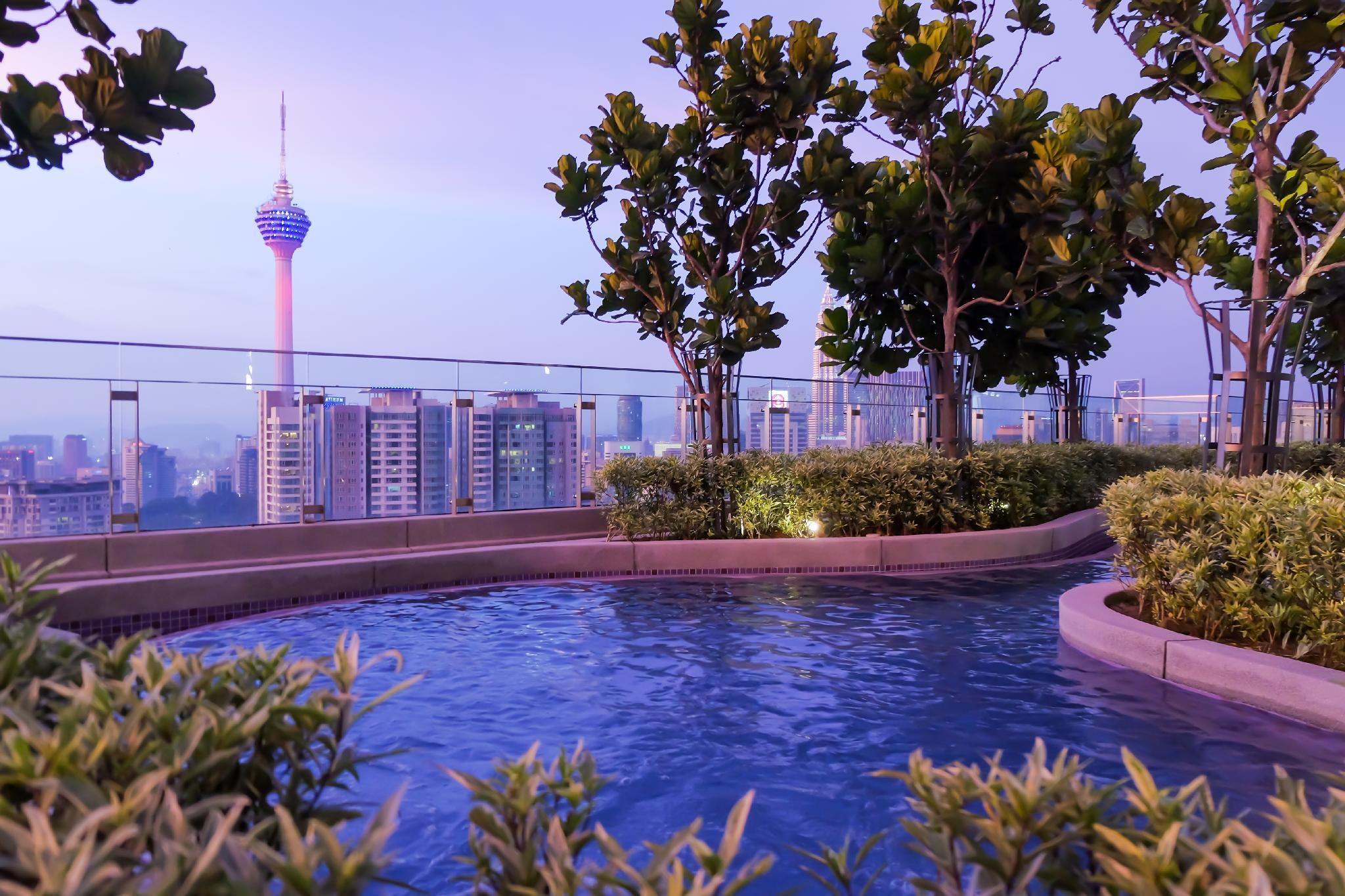 The Robertson Apartment 5 Pax In Bukit Bintang