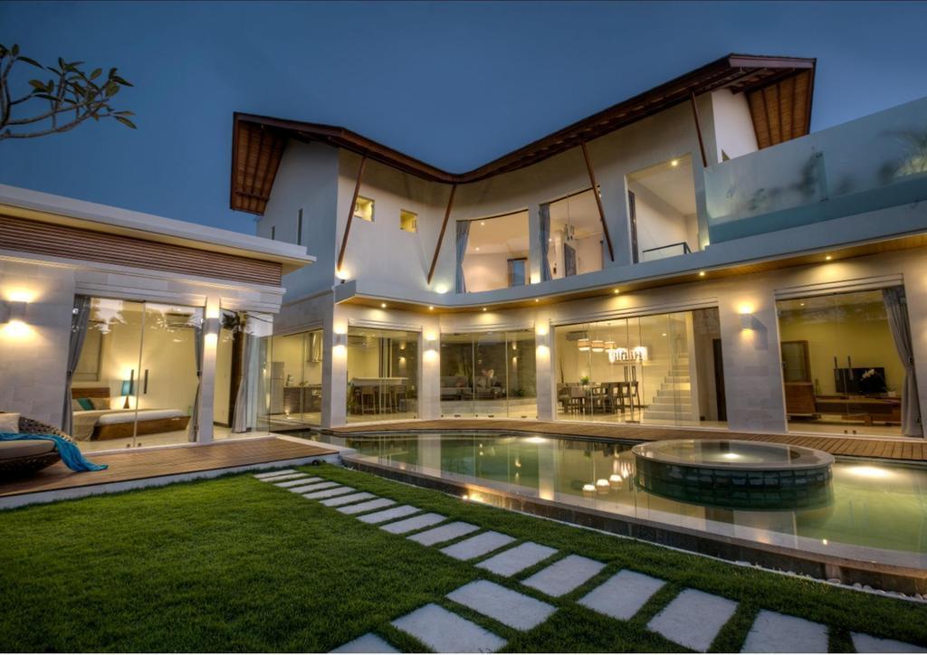 Luxury Villa K Seminyak With 3BR