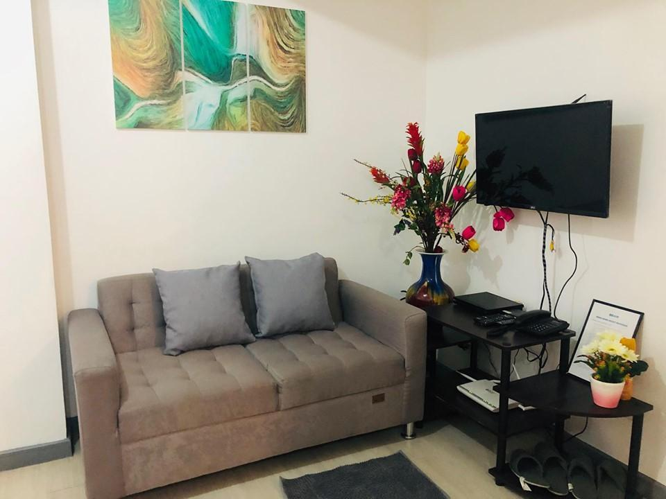 2 Bedroom Fully Furnished By With Parking