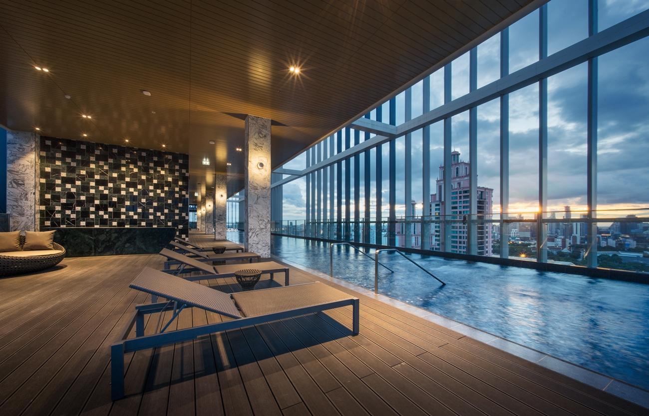 Sulhumvit Soi24 Luxury 2BR BTS Phorm Phong EM Mall อพาร์ตเมนต์ 2 ห้องนอน 1 ห้องน้ำส่วนตัว ขนาด 60 ตร.ม. – สุขุมวิท