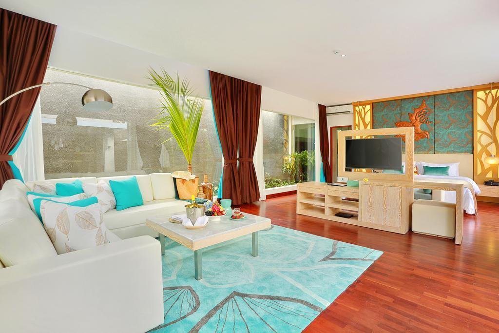 One Bedroom Spearmint Villa In Jimbaran