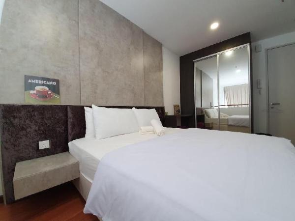 Just4Me Cozy Homestay@Duplex5 I-City Shah Alam Shah Alam