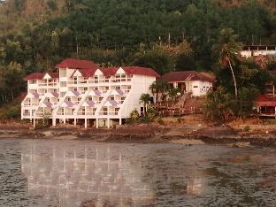 [ビーチフロント]バンガロー(32m2)| 1ベッドルーム/1バスルーム Jansom Beach  Resort
