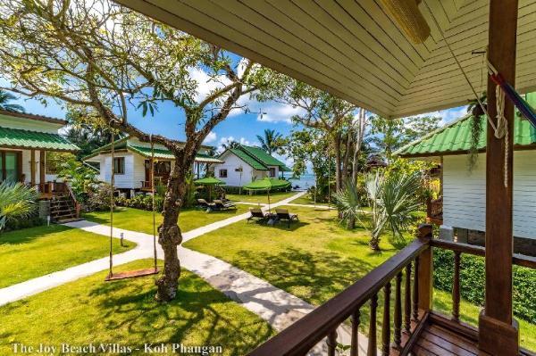 Joy Beach Villas - Garden 4 Koh Phangan