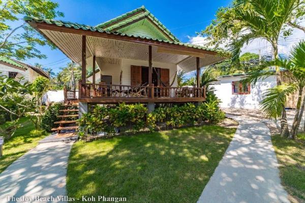 Joy Beach Villas - Garden 5 Koh Phangan