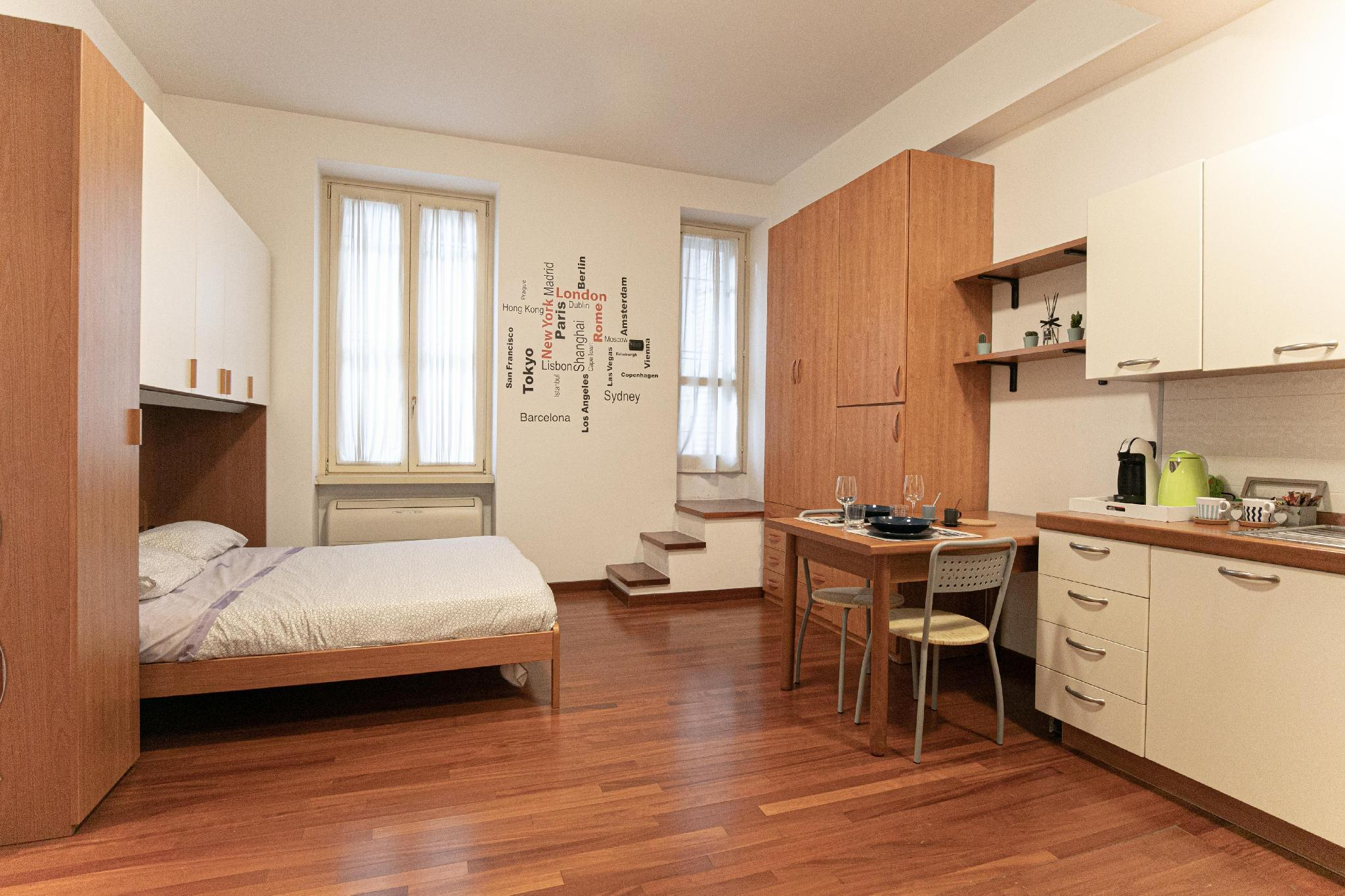 Bocconi Cozy Studio