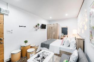 [トンブリー]アパートメント(30m2)| 1ベッドルーム/1バスルーム Lovely room BKK center , Free WI-FI , 5 min to BTS