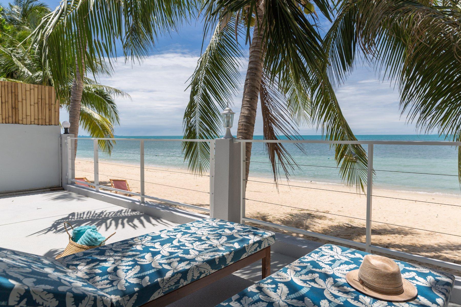 Sam-Kah Karibu Beach House บ้านเดี่ยว 3 ห้องนอน 2 ห้องน้ำส่วนตัว ขนาด 200 ตร.ม. – บางปอ