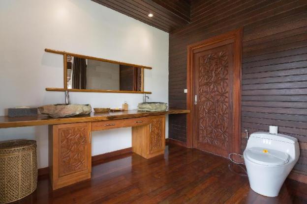 3BR Wooden Family Villa Khaya with Infinity Pool