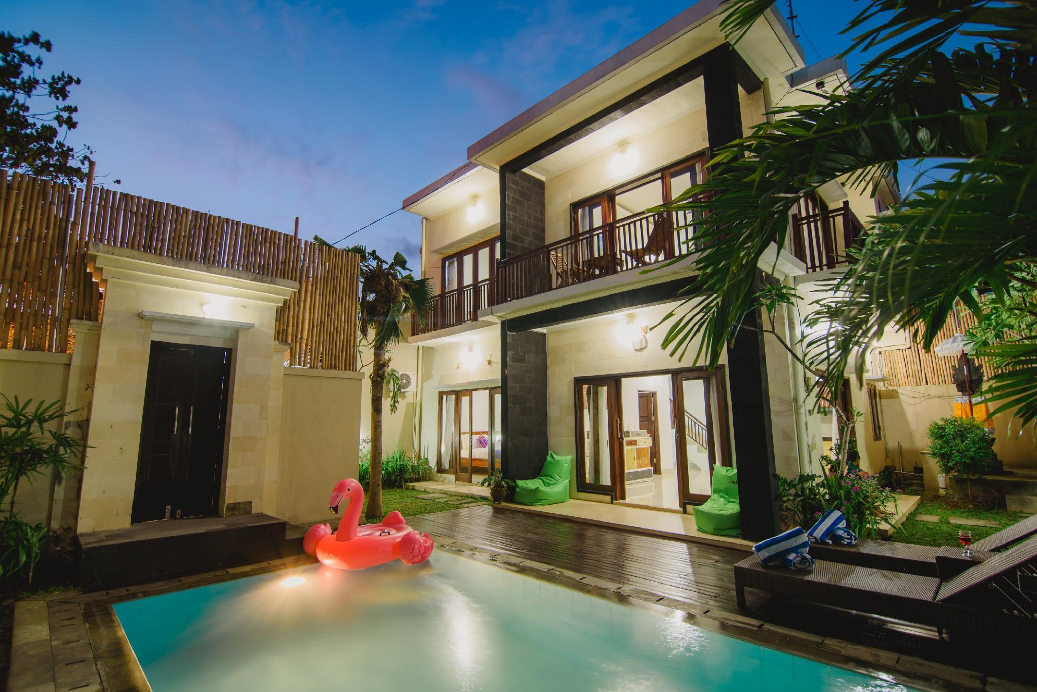 Taman Bali Villa Bidadari