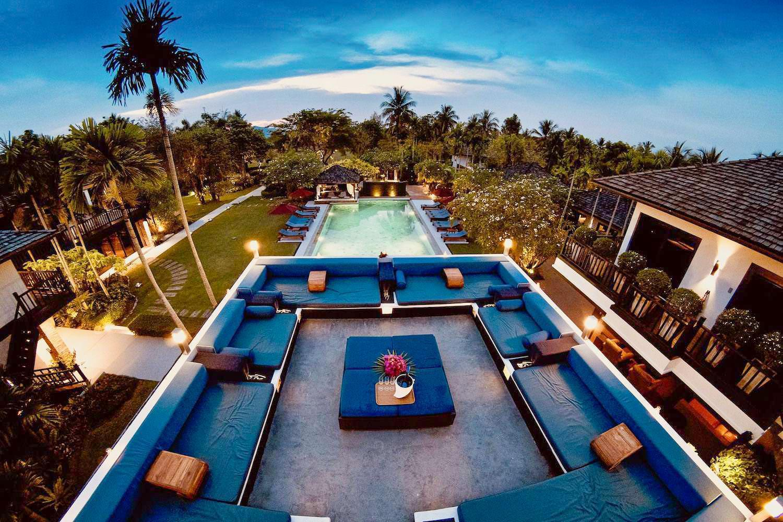 Tamarind 18 Bedroom Villa (46pax) Pool,Tennis &Gym วิลลา 18 ห้องนอน 18 ห้องน้ำส่วนตัว ขนาด 1510 ตร.ม. – บางสเหร่