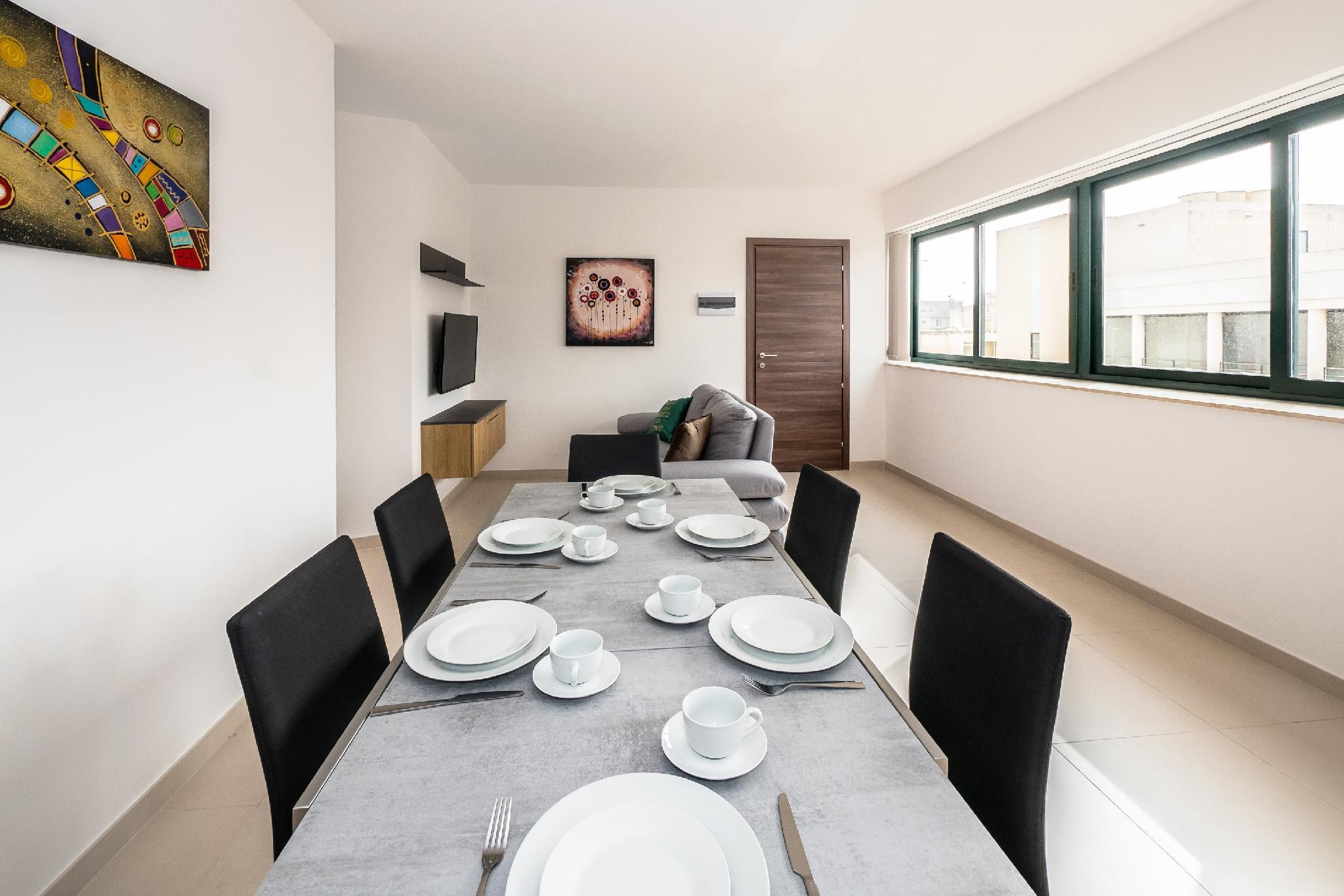 Cosy And New 2 Bedrooms Flat Free Wi Fi Free Parking