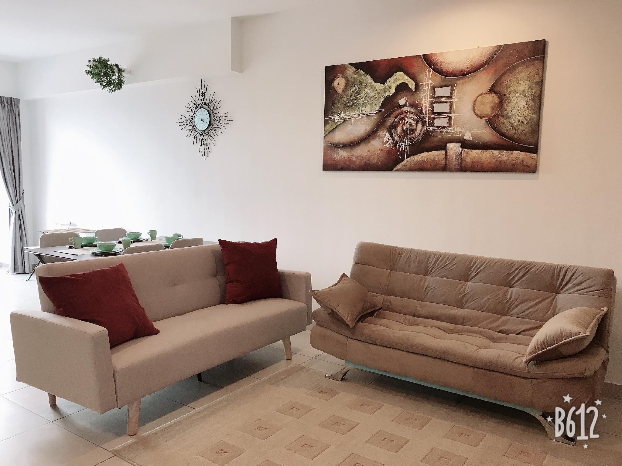Resort Suite 301 @ Midhills Genting  Air Cond