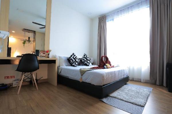 MLH Executive Studio Suite @ Landmark Residence Kuala Lumpur