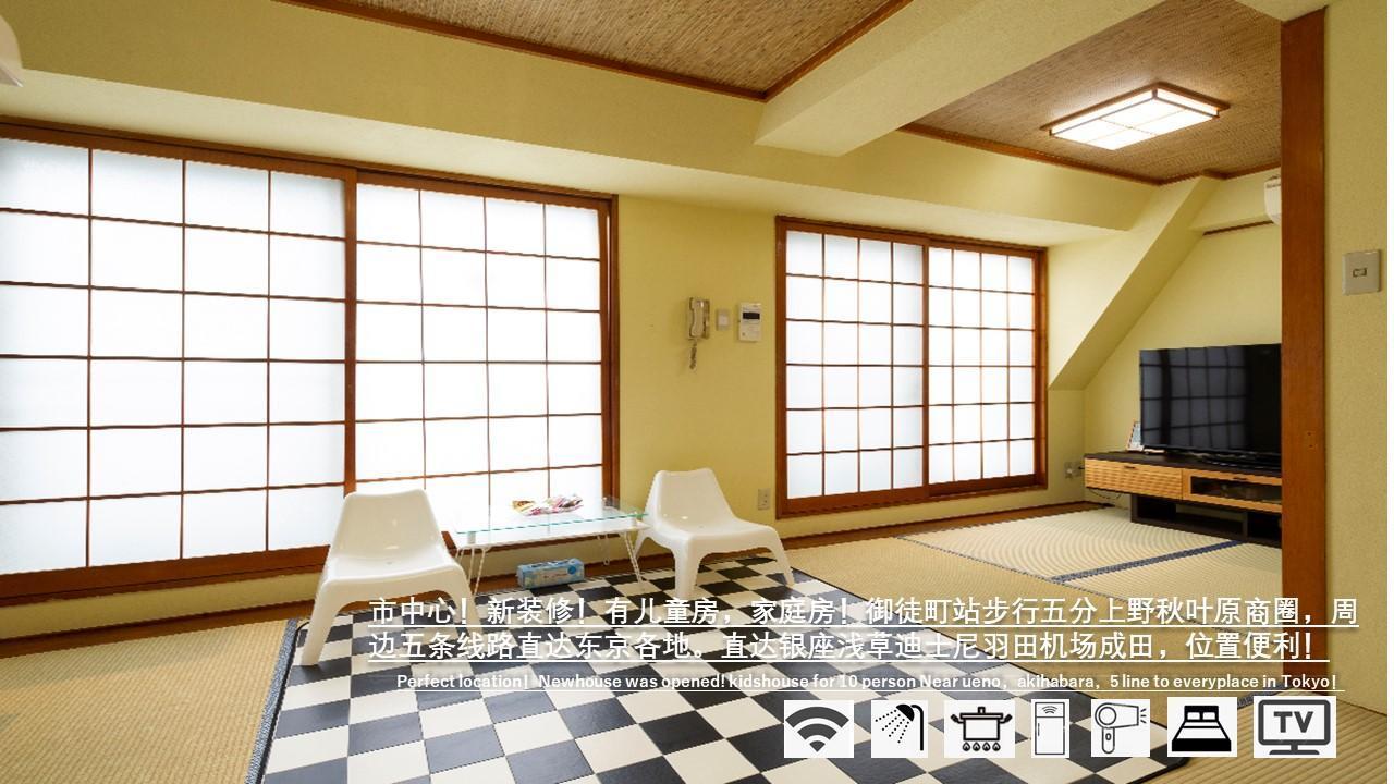 NEW SALE Goodlocation Ueno Akihabara By 5mins Wifi