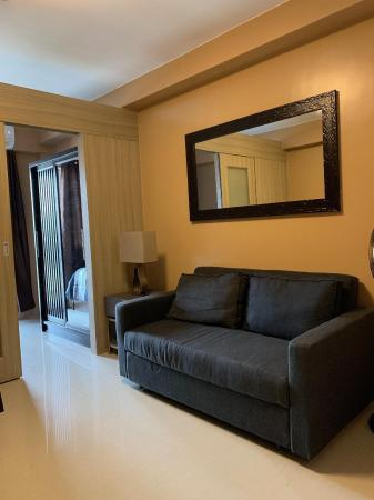 Cozy Space at Shore Residences Manila