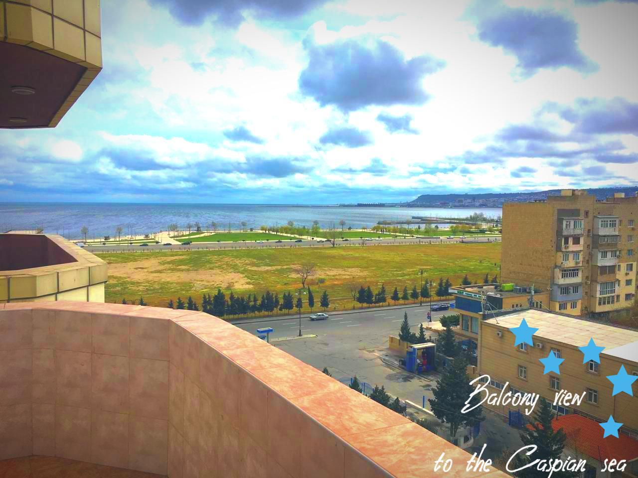 Sea View Luxury Apartmant With Comfort Transfer