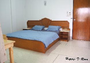happy T Room (A) อพาร์ตเมนต์ 1 ห้องนอน 1 ห้องน้ำส่วนตัว ขนาด 16 ตร.ม. – ตัวเมืองพิษณุโลก