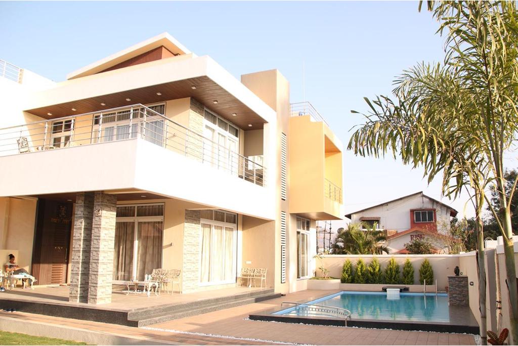 Amazing Villa In Lonavala Malavli Nr. Ekvira Devi