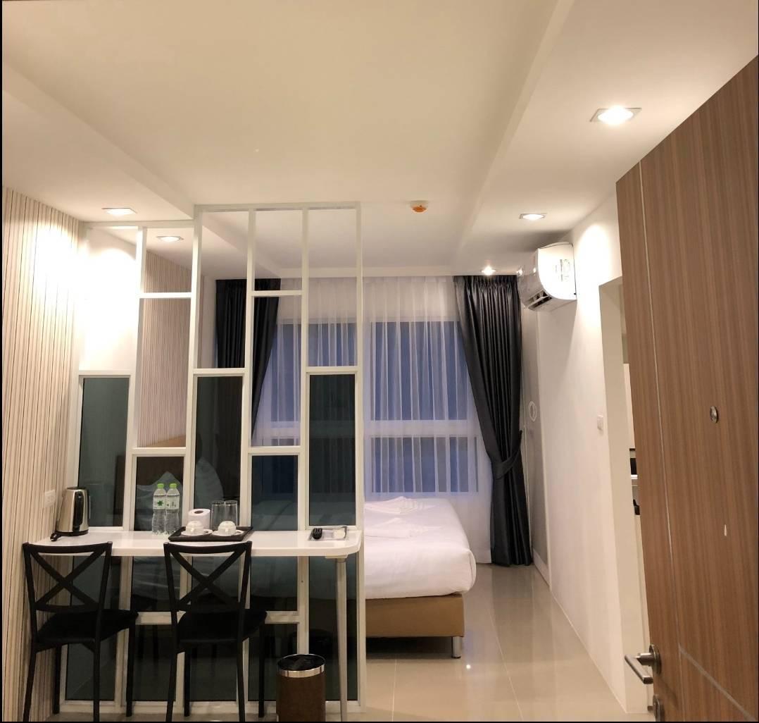 The Royal Place Condominium 3 อพาร์ตเมนต์ 1 ห้องนอน 1 ห้องน้ำส่วนตัว ขนาด 28 ตร.ม. – ตัวเมืองภูเก็ต