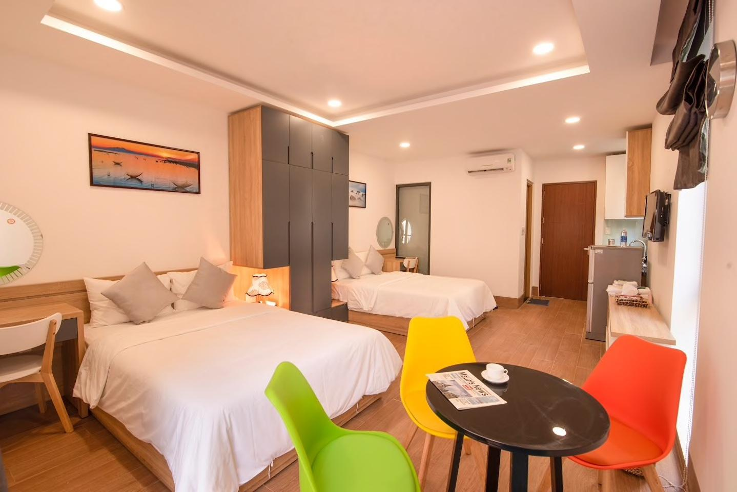 2BED Cozy Apartment 150m To Beach