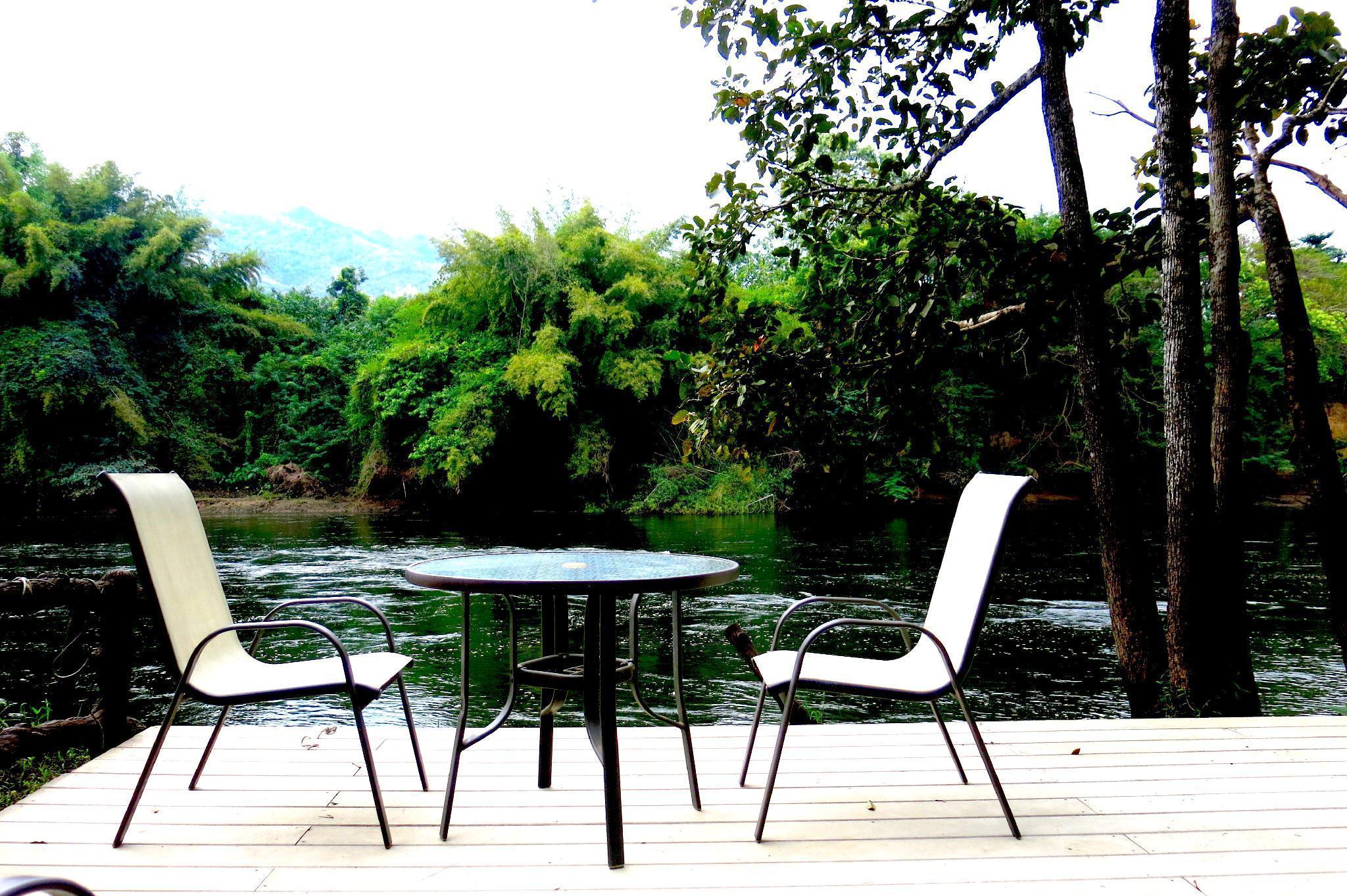 La Foresta by the river lodge Kanchanaburi# villa2 วิลลา 1 ห้องนอน 1 ห้องน้ำส่วนตัว ขนาด 60 ตร.ม. – วังด้ง
