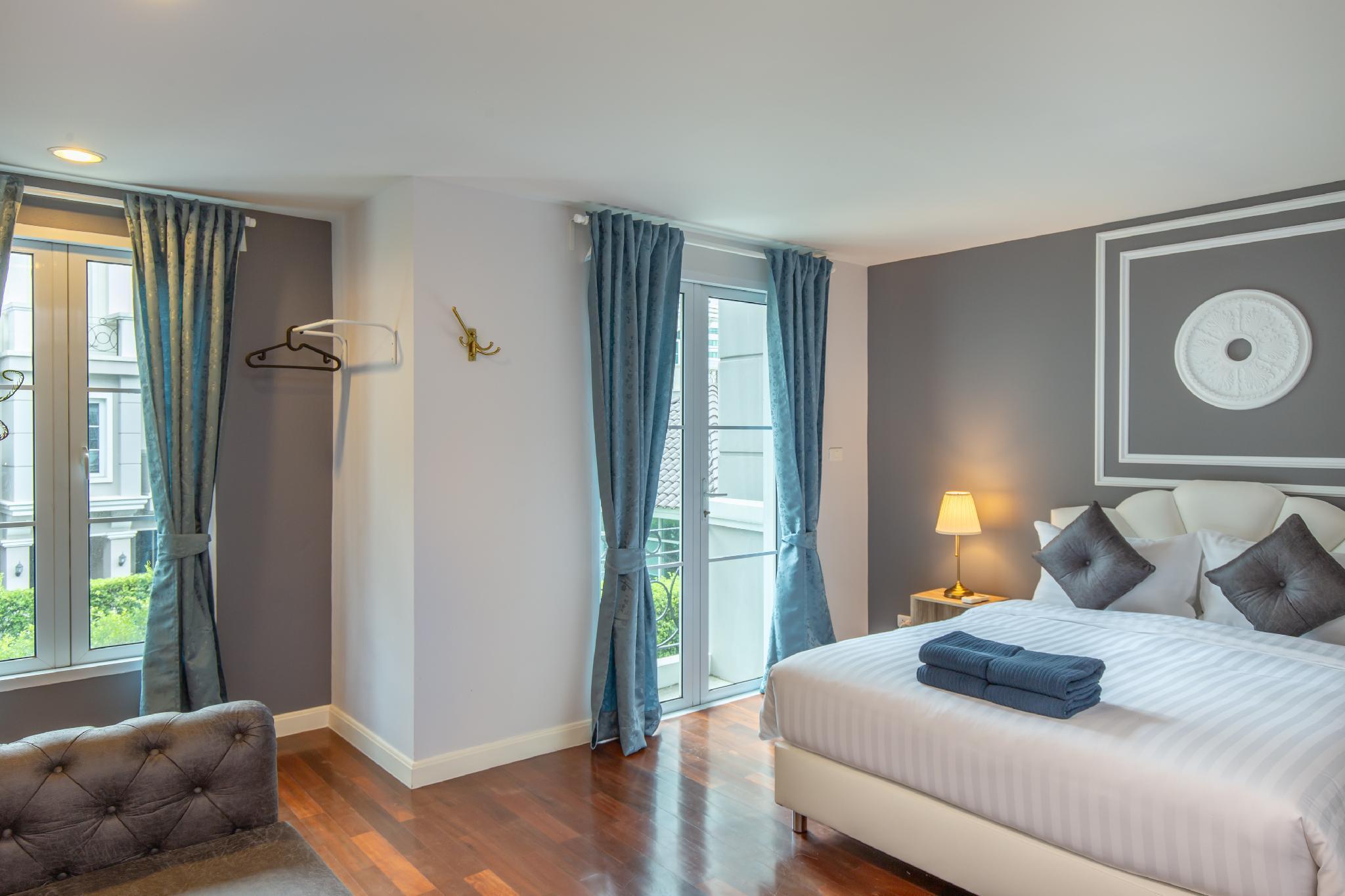 Breezy Haus By Max In CBD (Pool walk to BTS/MRT) บ้านเดี่ยว 3 ห้องนอน 3 ห้องน้ำส่วนตัว ขนาด 220 ตร.ม. – สุขุมวิท