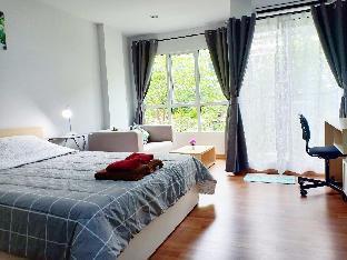 Miami bangpu condo บ้านเดี่ยว 1 ห้องนอน 1 ห้องน้ำส่วนตัว ขนาด 26 ตร.ม. – บางปู