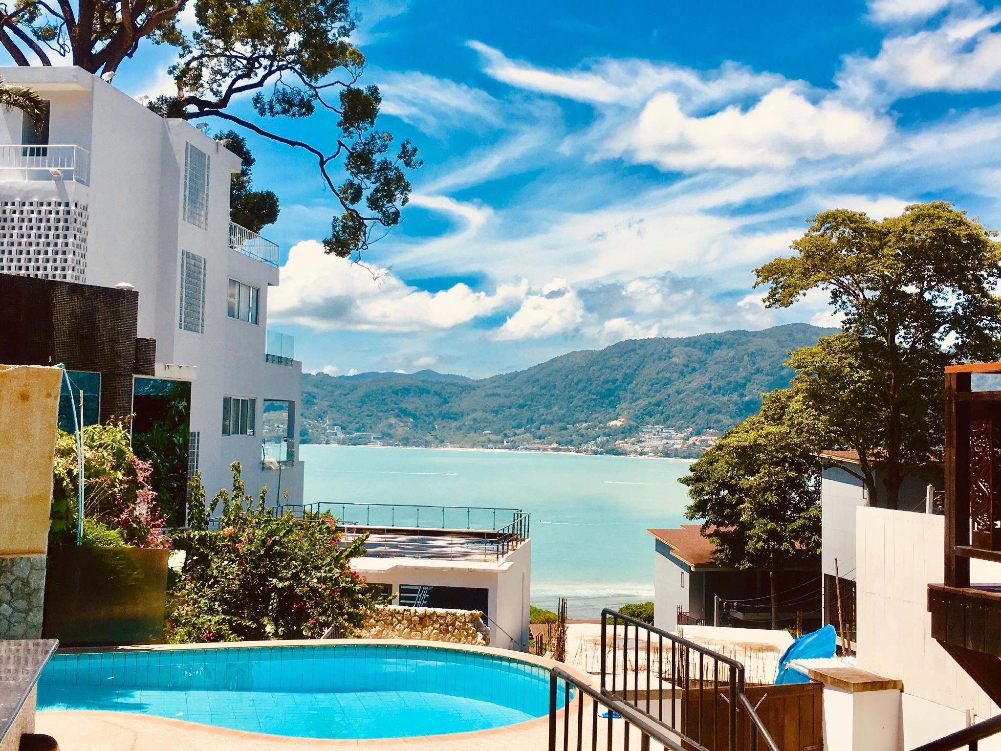 Luxury Thai Style Sea View Pool Villa